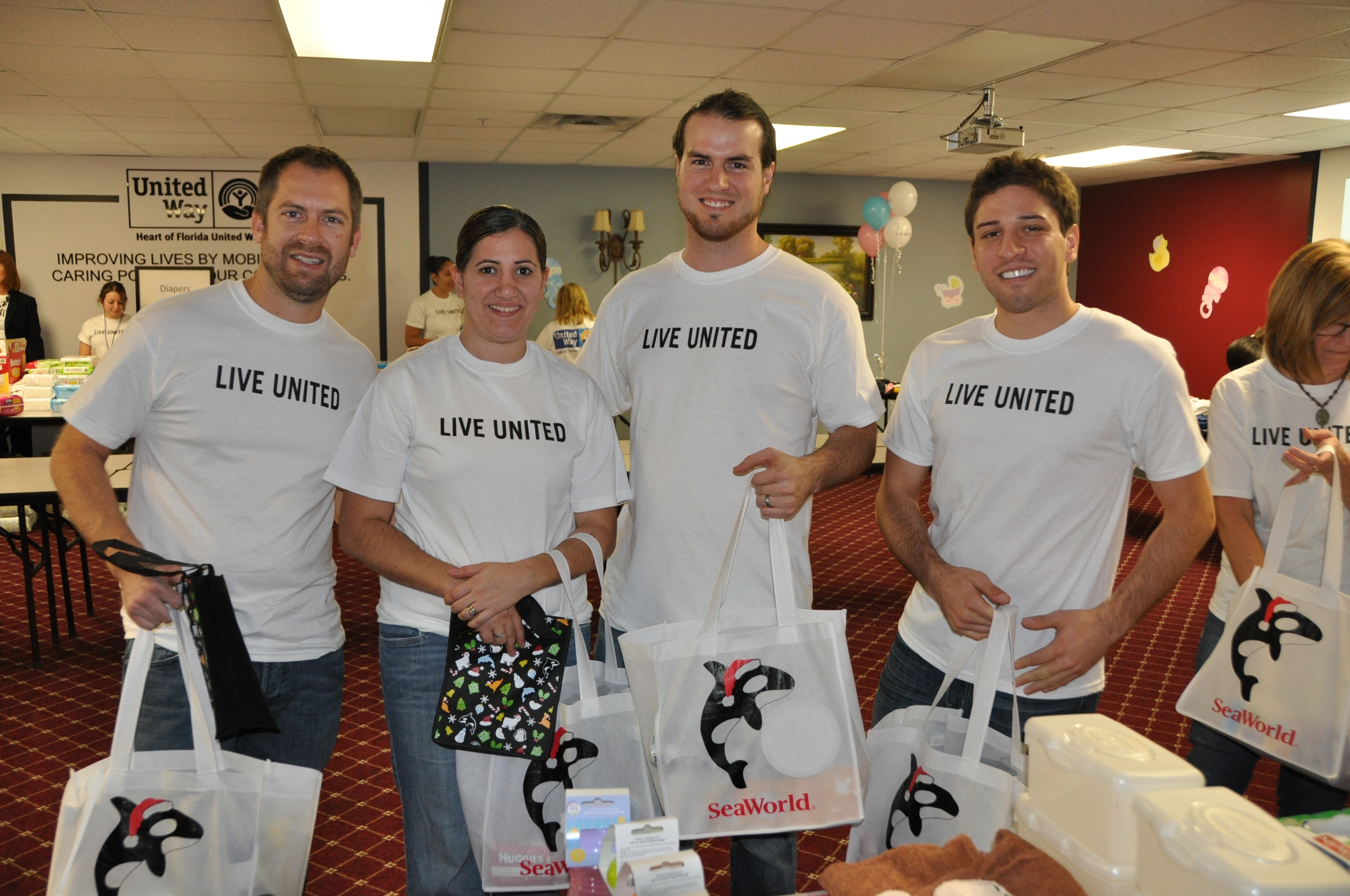 United Way s munity Baby Shower Benefits Nearly 400 At Risk