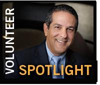 Volunteer Spotlight - Eddie Soler
